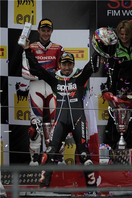 WSB - Biaggi win makes history