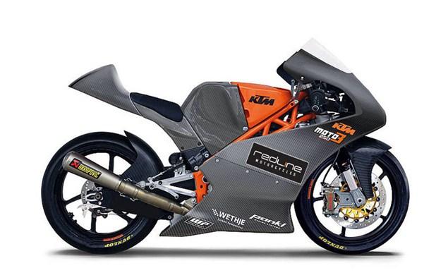My dream bike for 2013: The KTM 250GPR