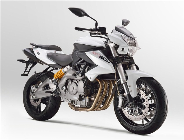 Benelli 600 launched (again)