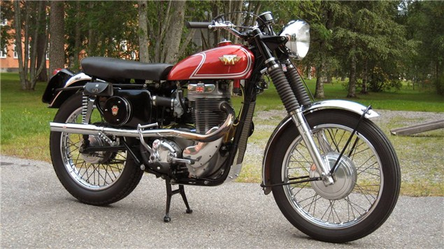 Matchless on the comeback trail