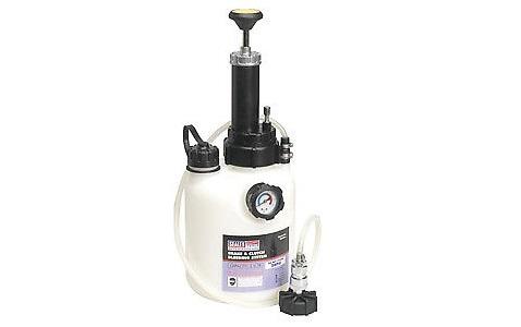 Vacuum bleeder