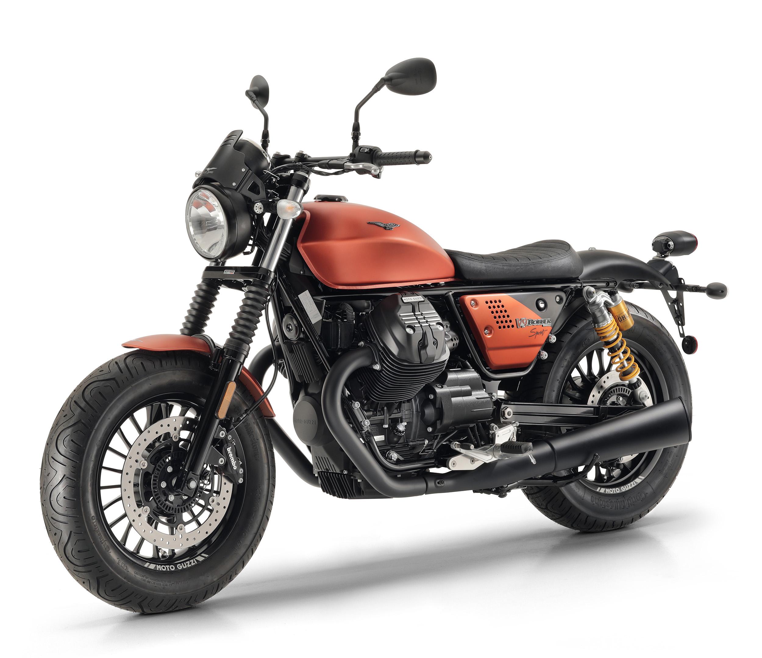 Moto Guzzi launches awesome new Bobber