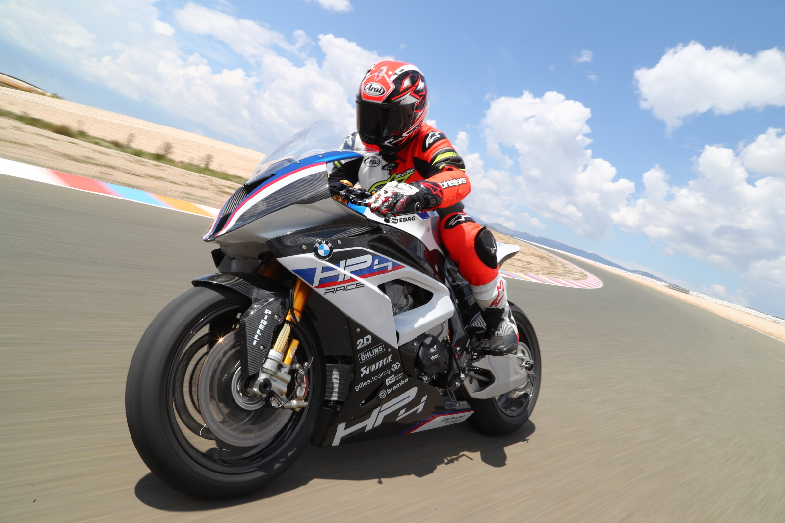 First thoughts – BMW HP4 Race | Visordown