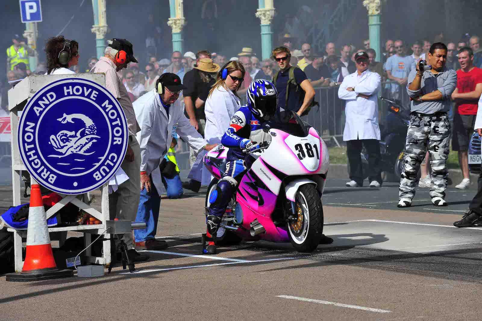 Brighton Speed Trial