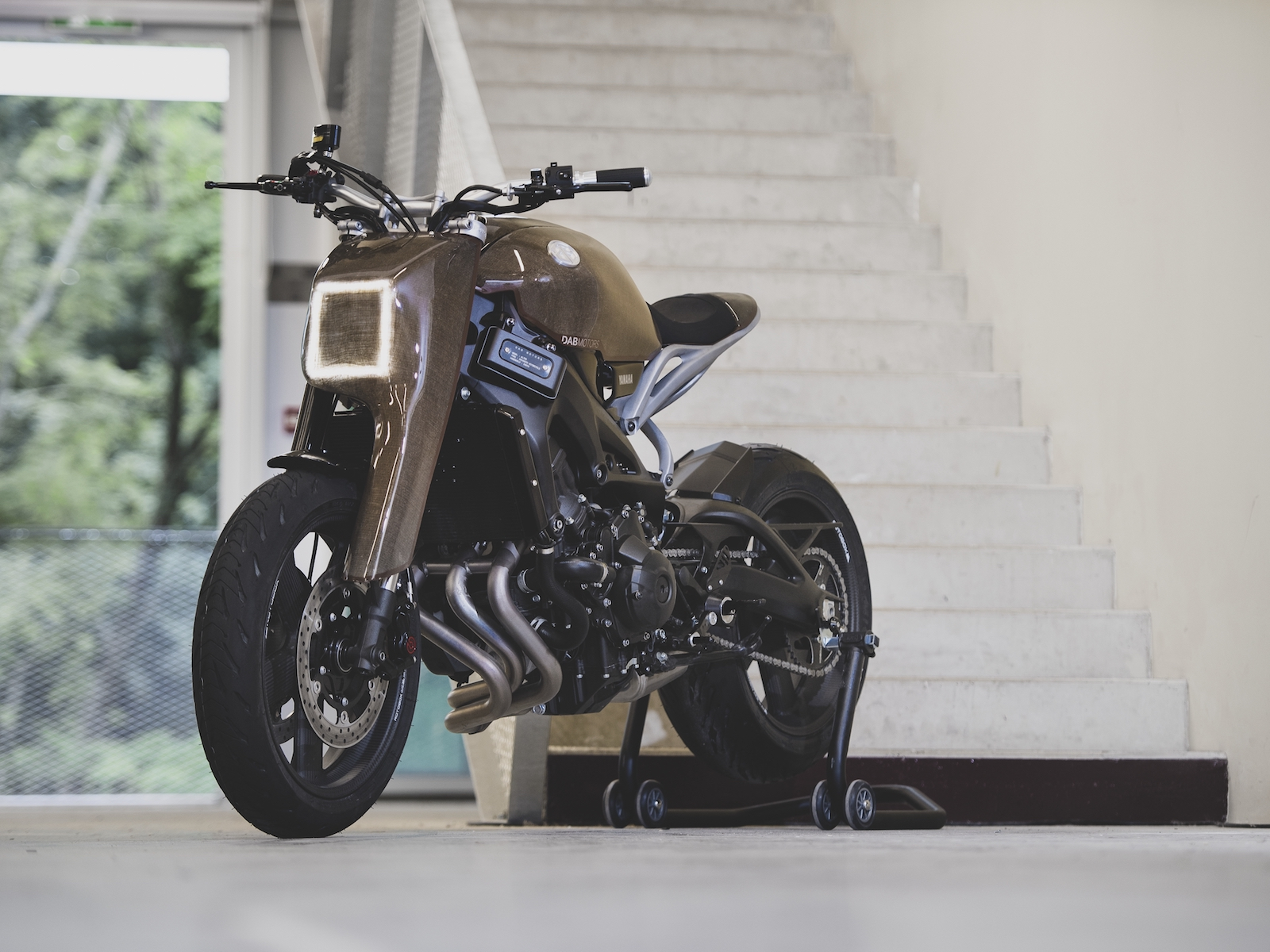 Yamaha XSR900 Dab Motor Custom