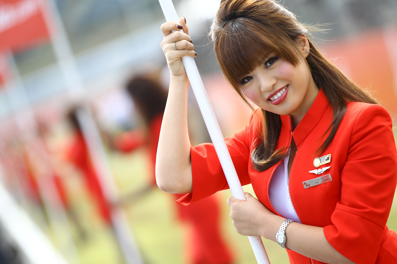 Japanese Grand Prix 2010   Grid girls, 24h du mans