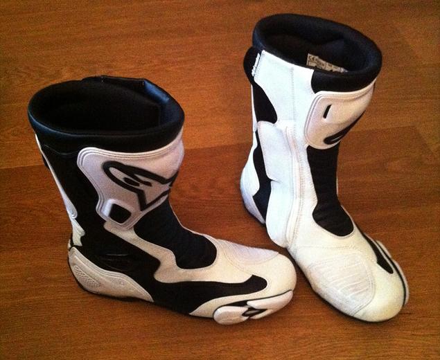 New kit: Alpinestars S-MX 5 boots