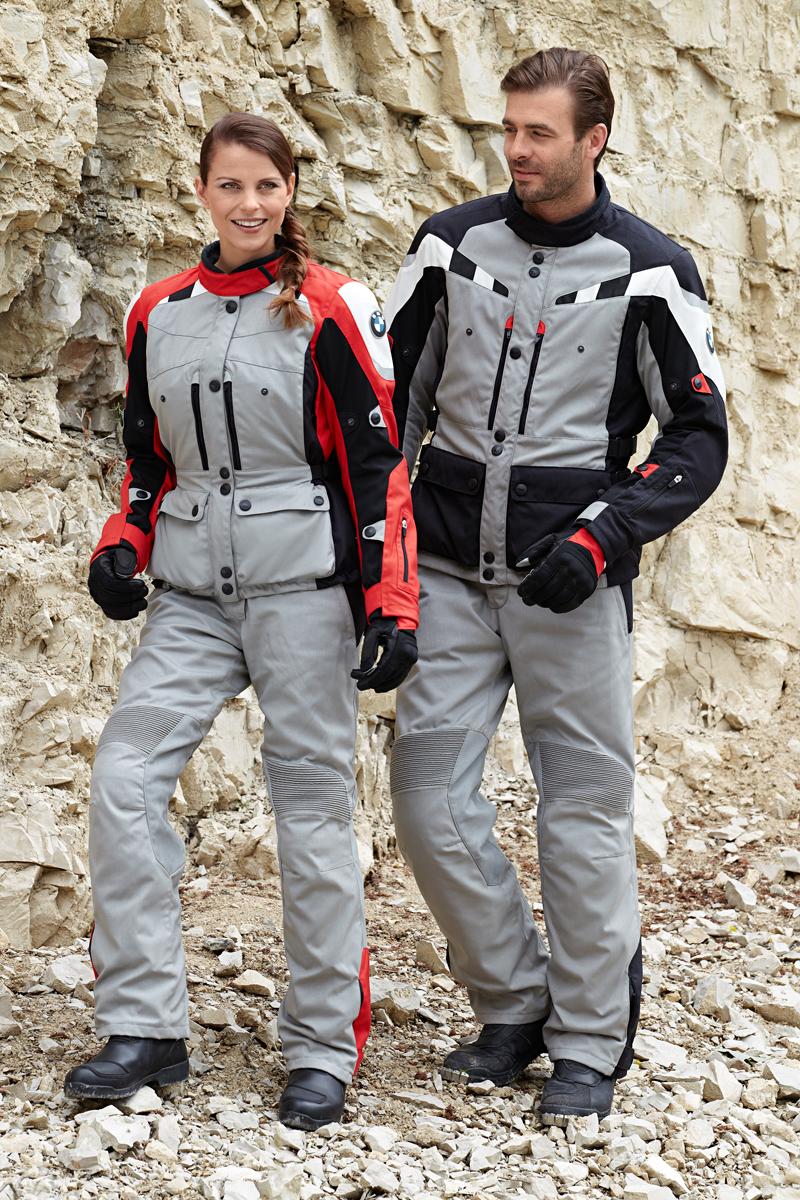 New Bmw Gs Dry Adventure Clothing Visordown
