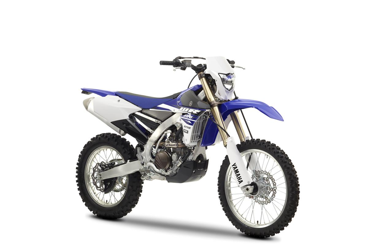2007 YAMAHA WR250F Motorcycle pictures