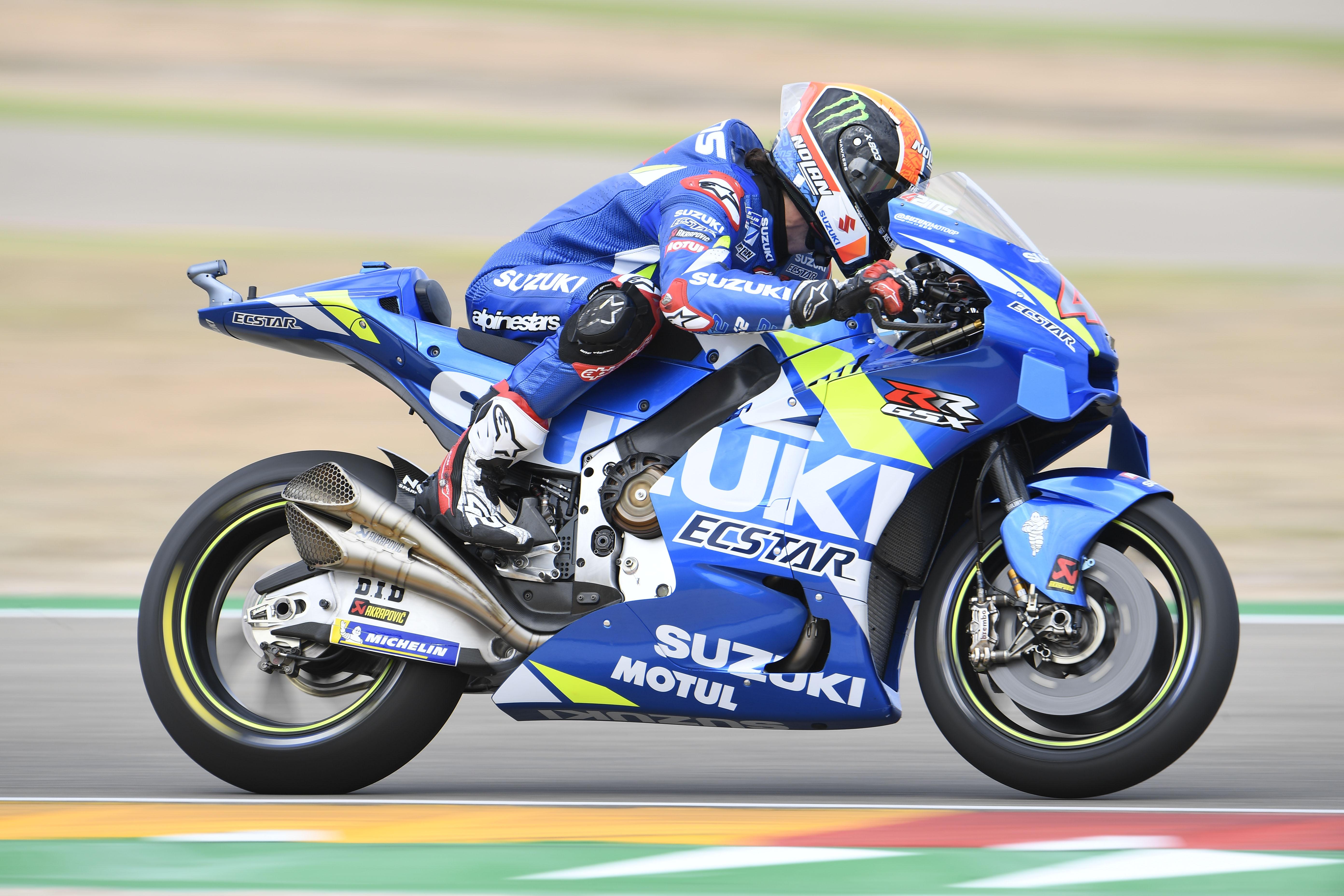 Why doesn't Suzuki have a satellite MotoGP team? | Visordown