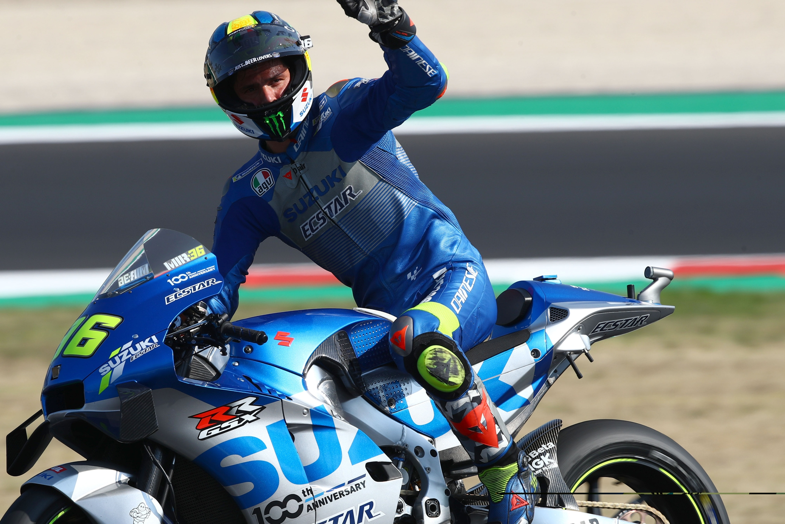 Why Joan Mir Not Fabio Quartararo Is The 2020 Motogp Title Contender We Should Be Watching