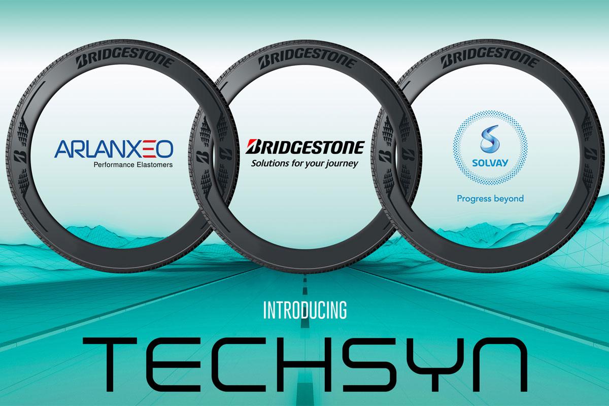 Bridgestone разрабатывает шины Techsyn — более долговечные и экологически безопасные