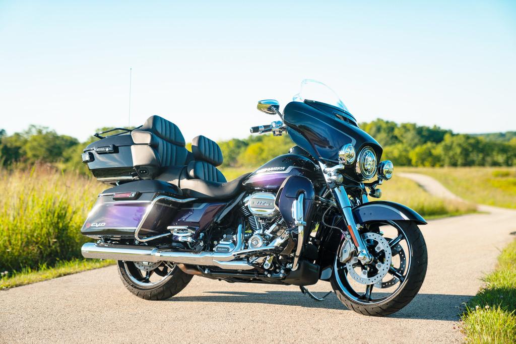 Harley-Davidson только что завершила выпуск некоторых моделей 2021 года