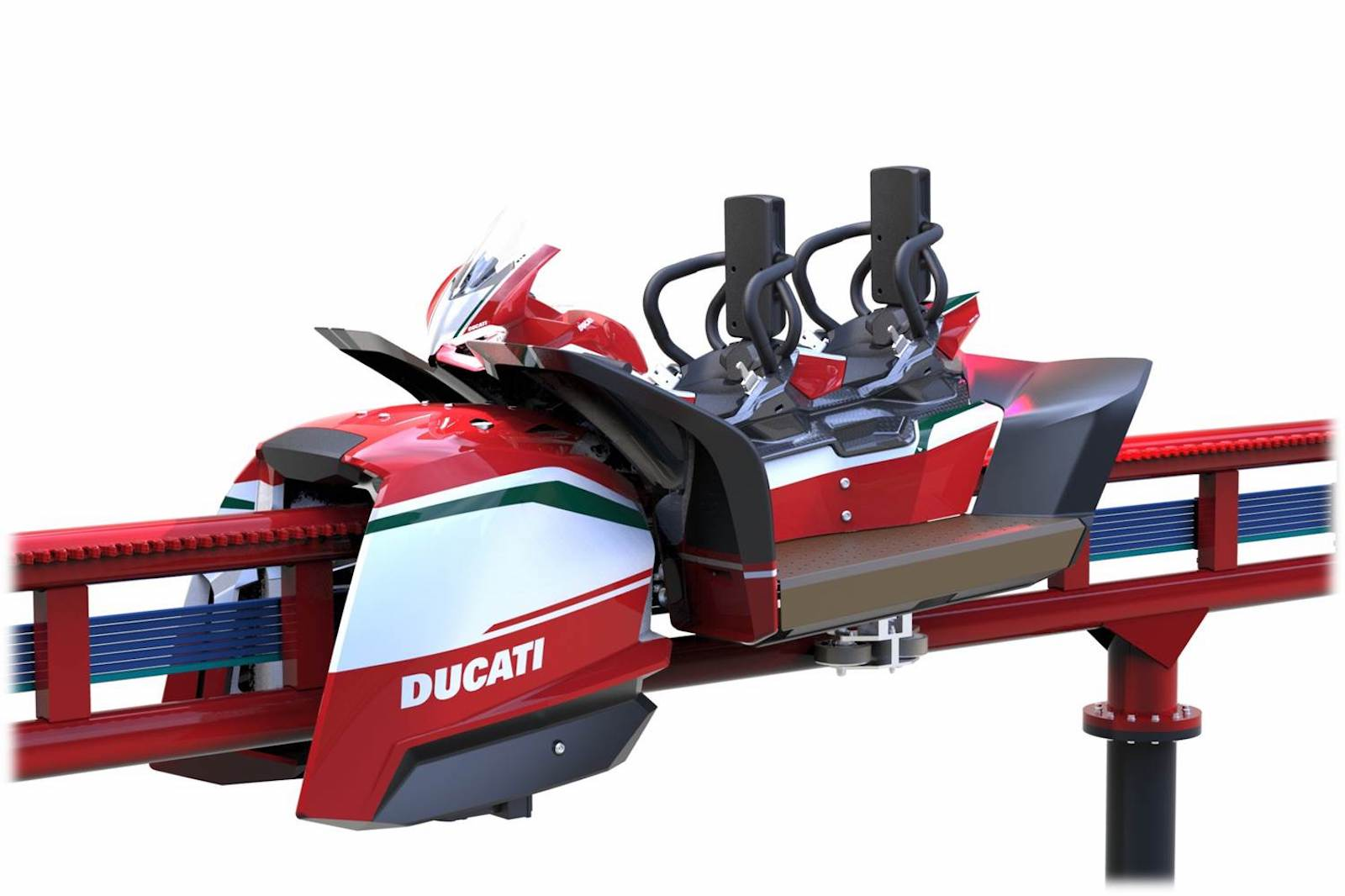 Ducati World theme park
