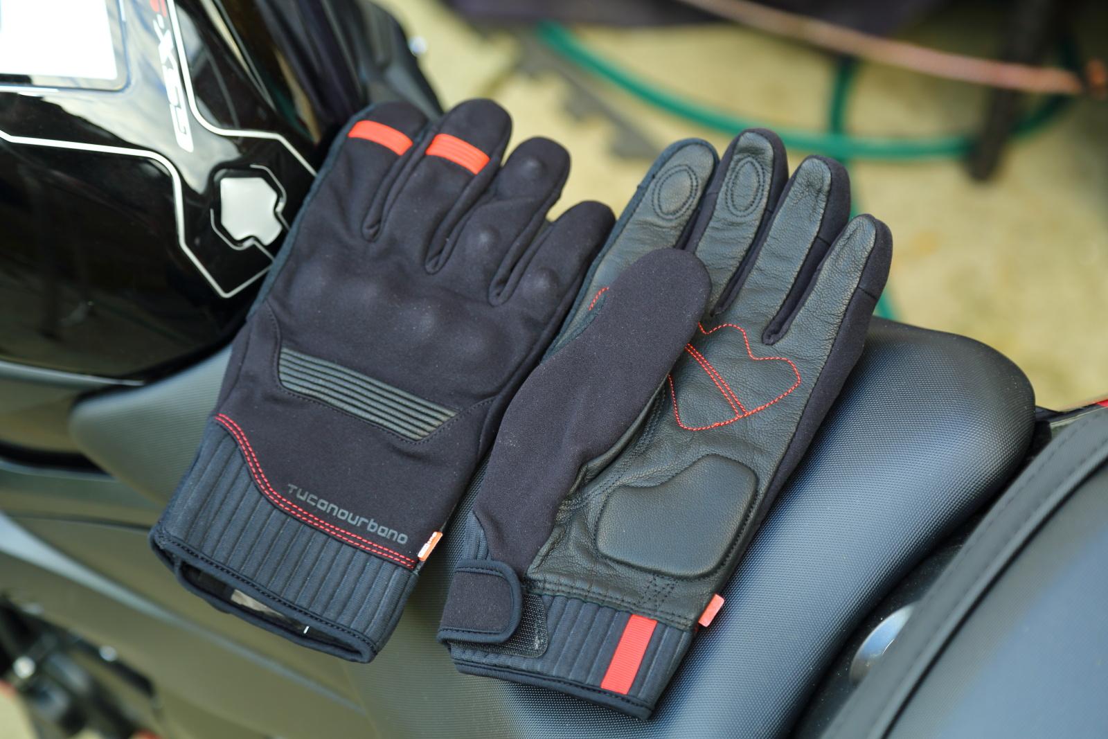 Tucano Urbano Torpedo gloves