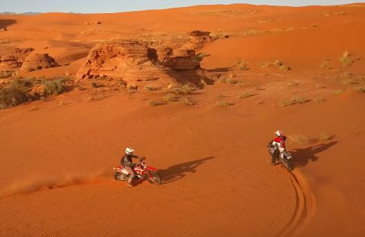WATCH: Epic off-road ride through Southwest Utah