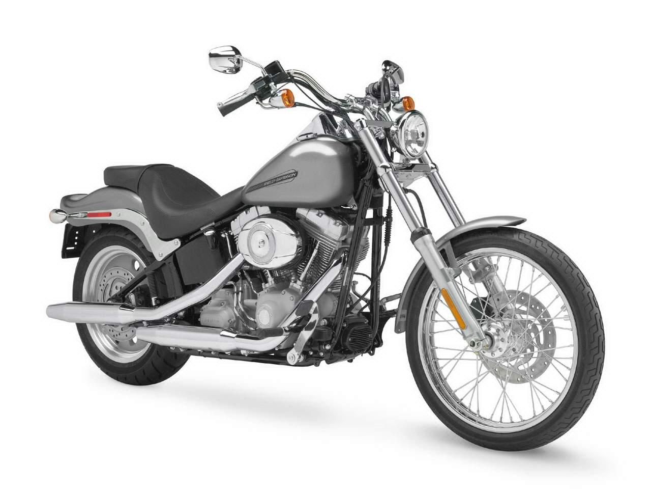 Motorcycle Bike Cover Harley-Davidson FXST//FXSTI Softail  Standard