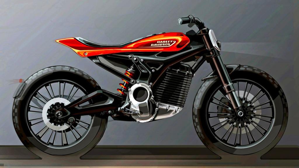 Harley-Davidson убирает будущую электрическую модель со своего сайта