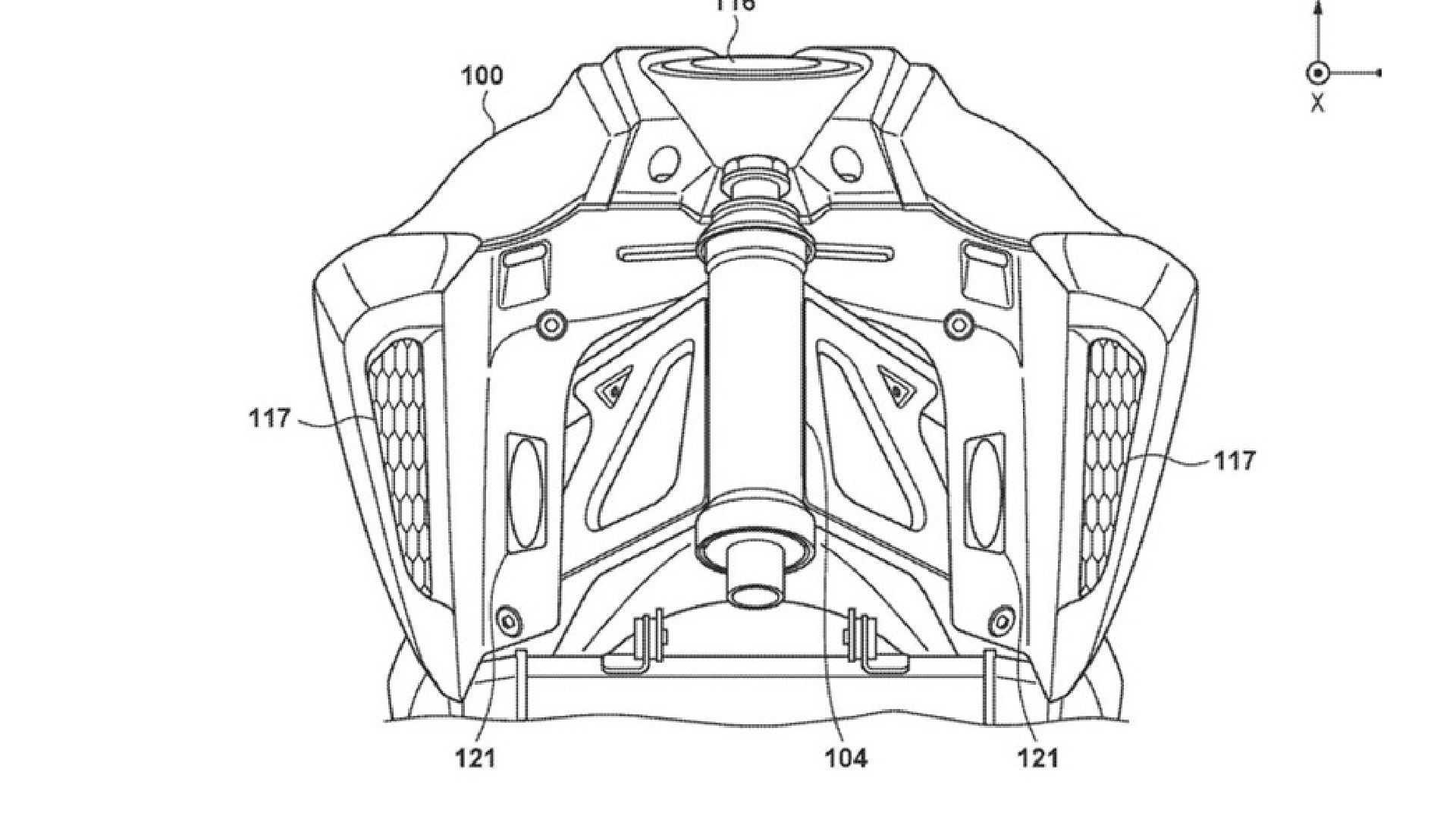 Раскрыты подробности электрического мотоцикла Honda