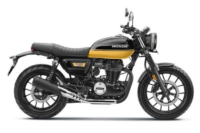 Инсайдер Honda подтвердил, что CB350 может экспортироваться на другие рынки
