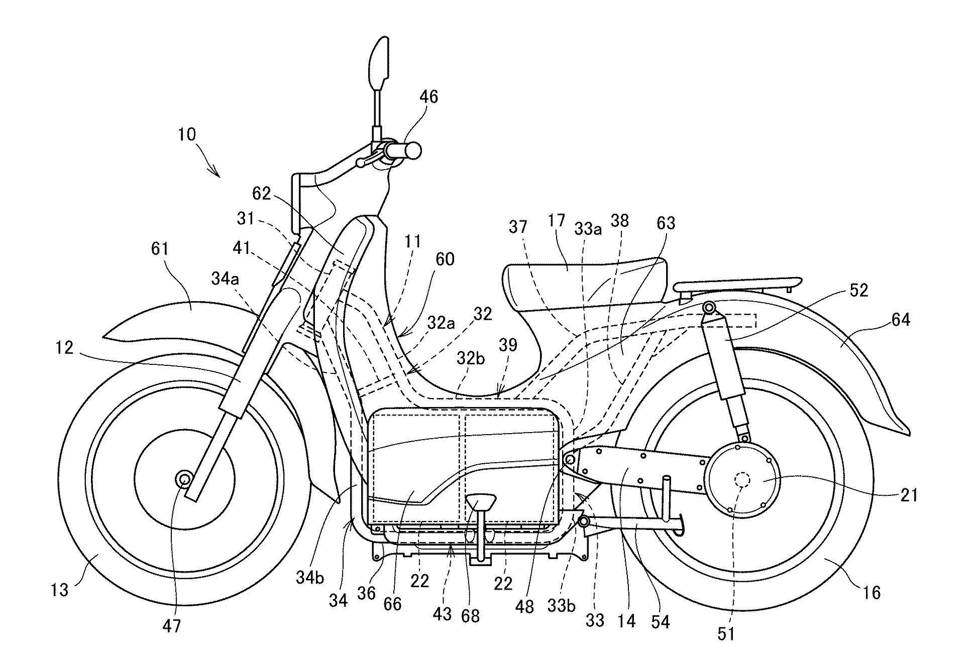 Honda EV-CUB to adopt battery-swap idea
