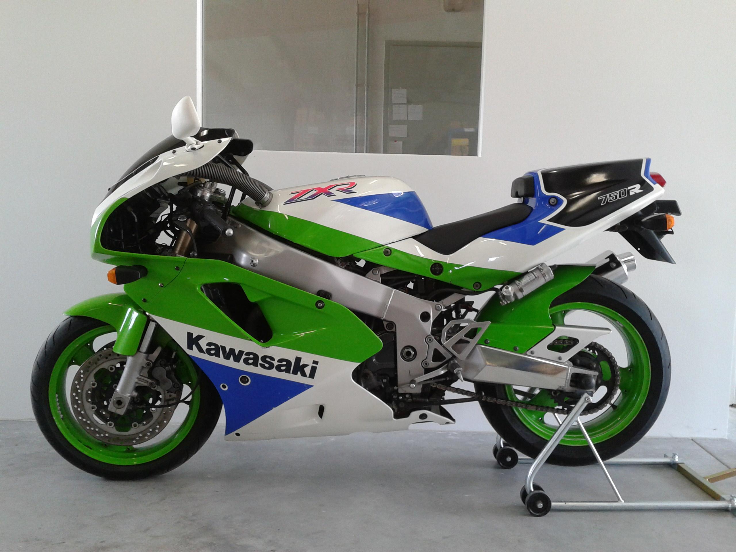 Kawasaki Zxr Body Parts