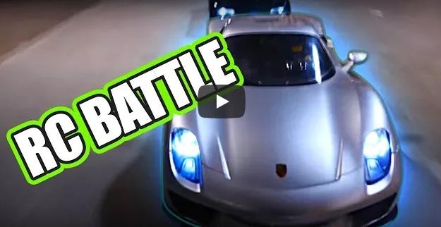RC213V Motorcycle vs Porsche 918 Spyder vs Bugatti Veyron