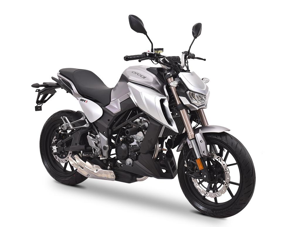Orcal SK01 и SK03 — Новый производитель мотоциклов объемом 125 куб. См и A2?