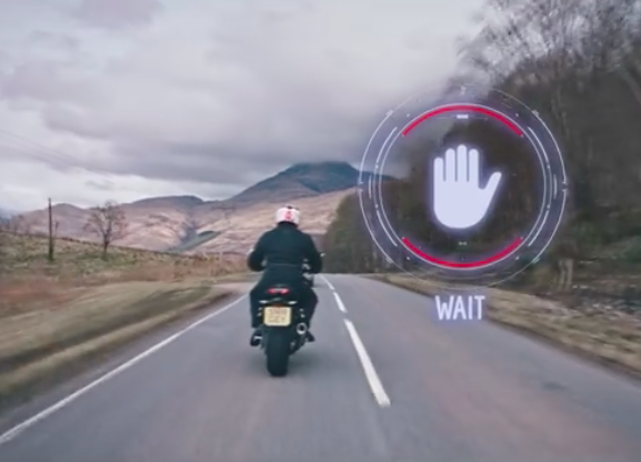 Scotland's Breathtaking Roads used in road safety campaign