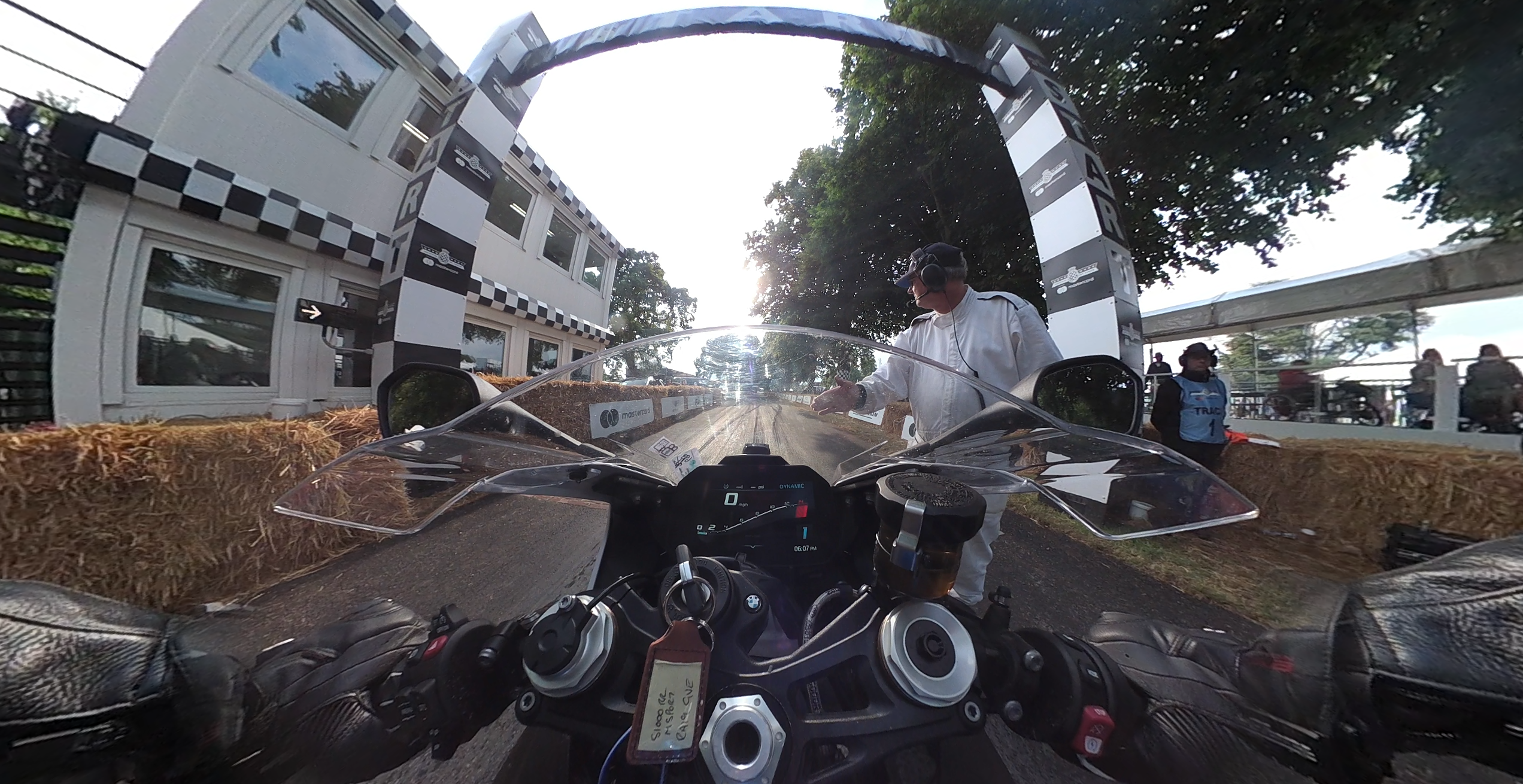 Watch Bmw S1000rr Goodwood Festival Of Speed 360 Vid