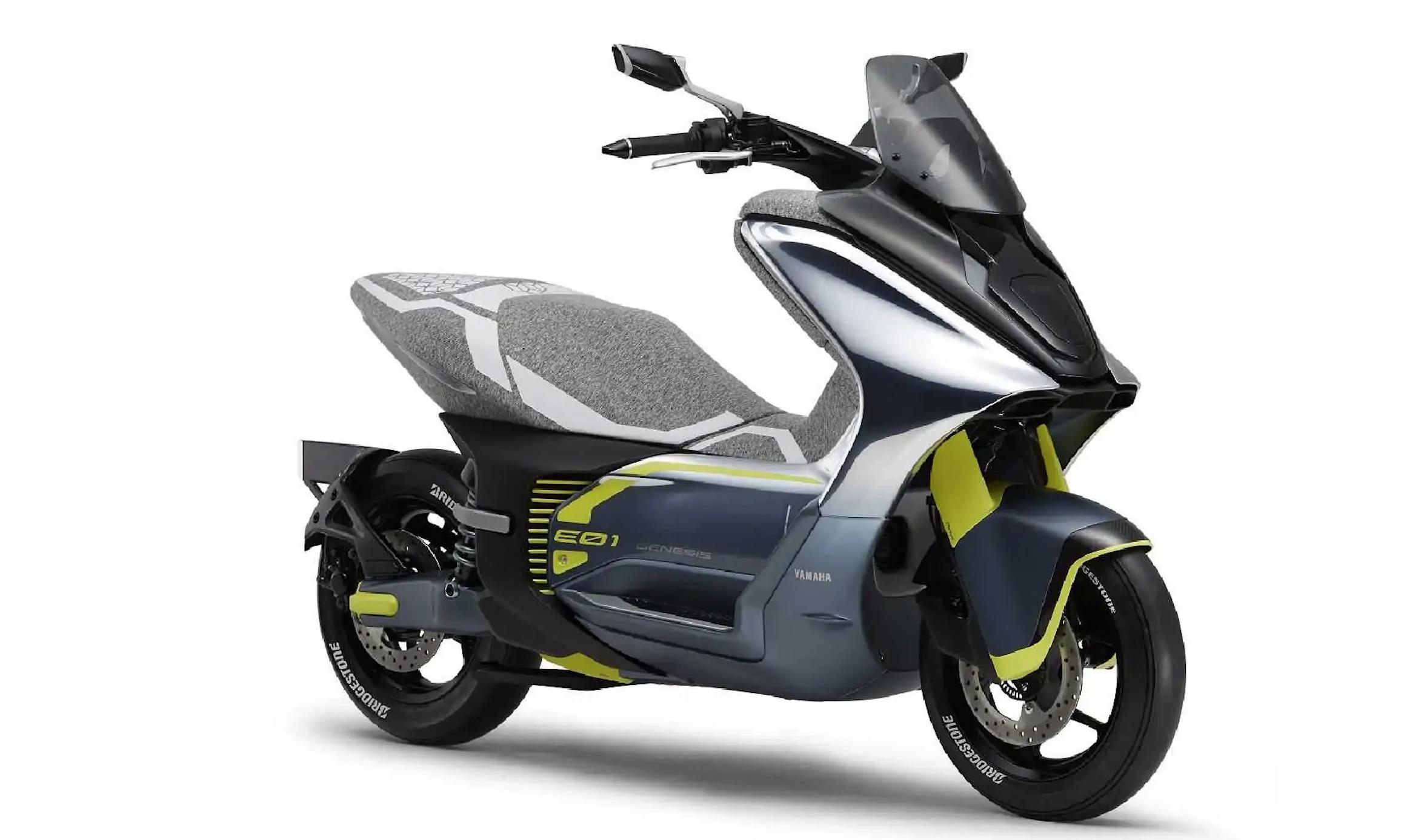 Консорциум сменных электрических батарей, образованный Honda, Yamaha, KTM и Piaggio