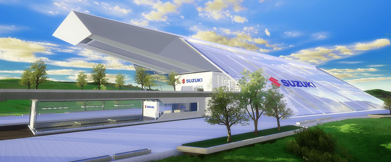 Suzuki 5 февраля проведет глобальный мотоциклетный салон