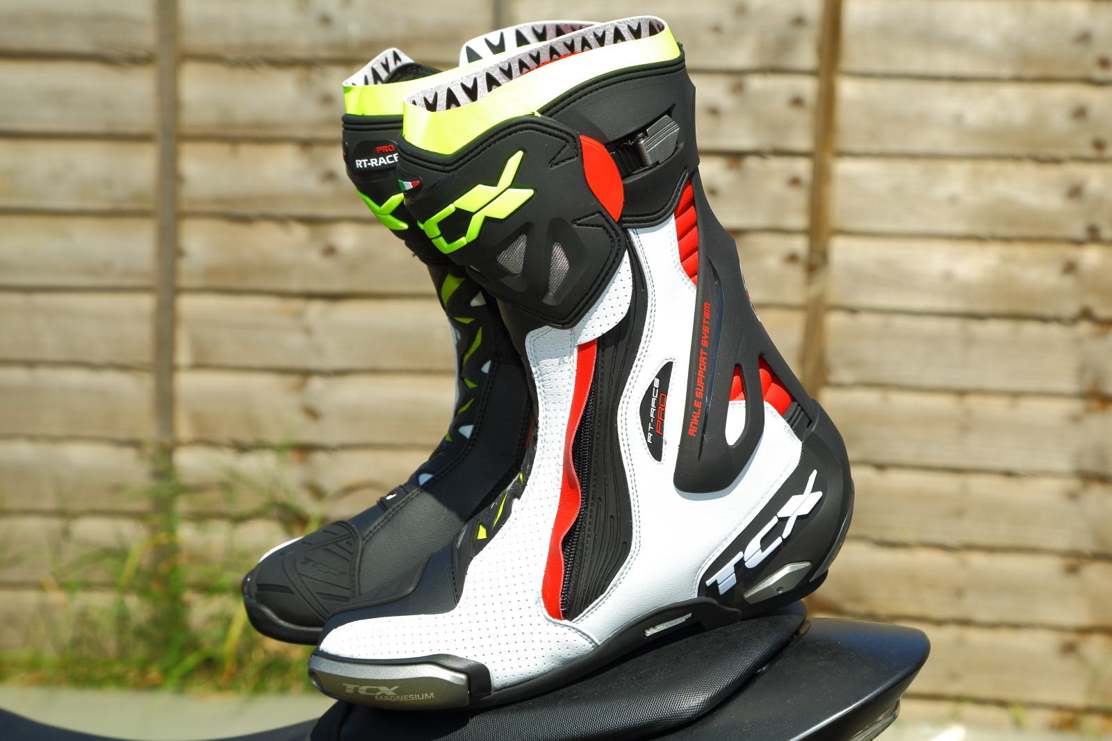 TCX RT-Race Pro boots