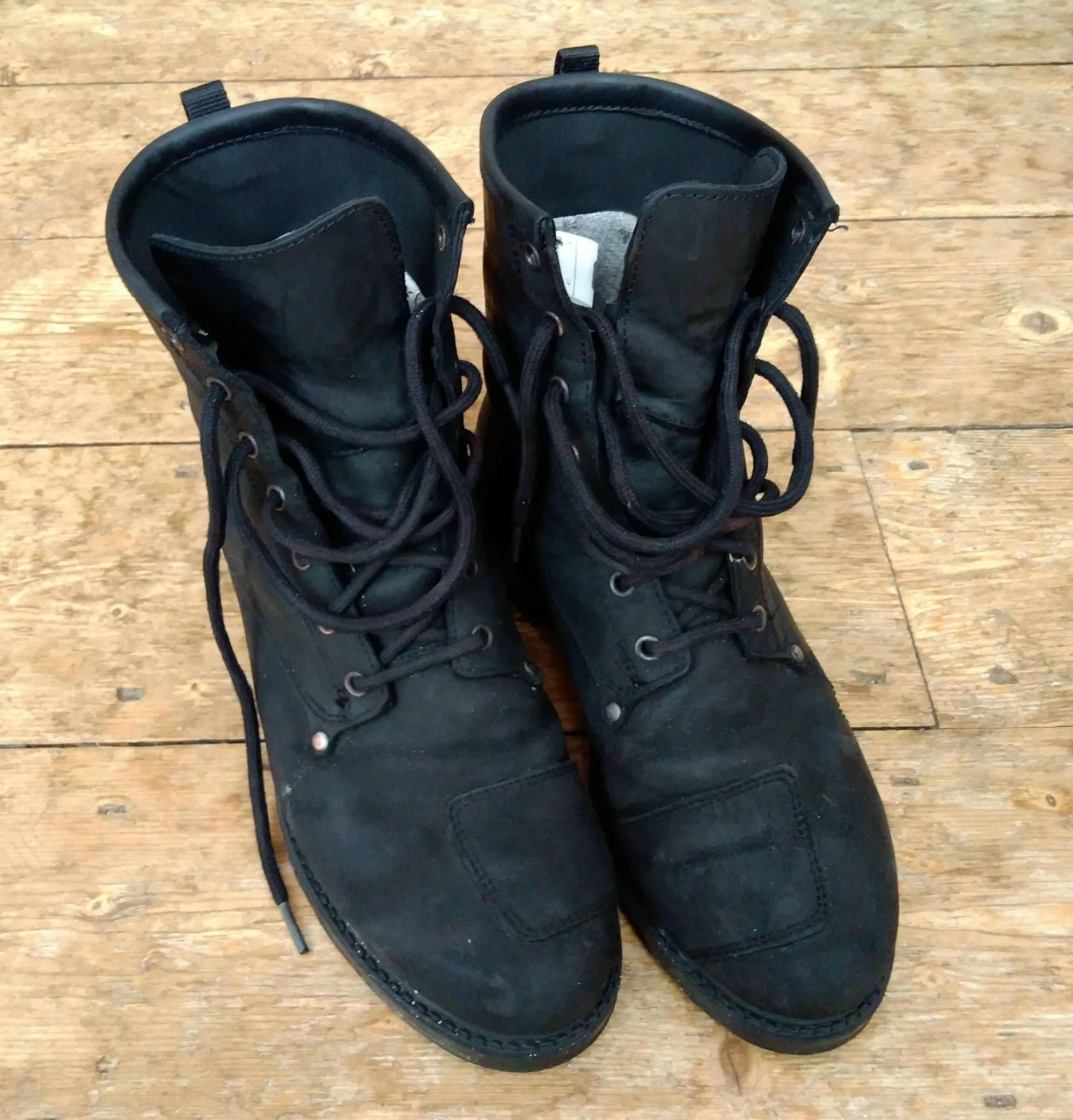 TCX X-Blend waterproof boots review