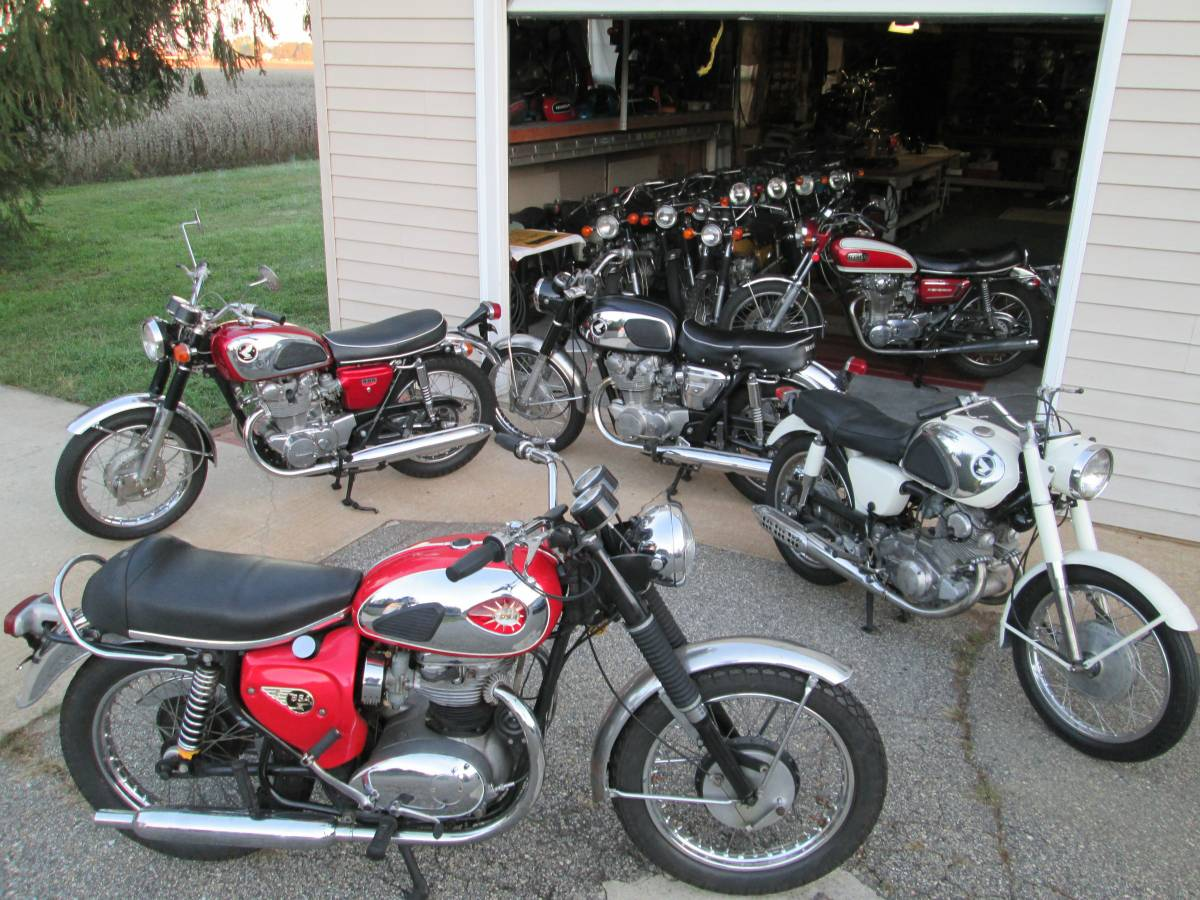 Cracking Classic Collection On Craigslist Visordown