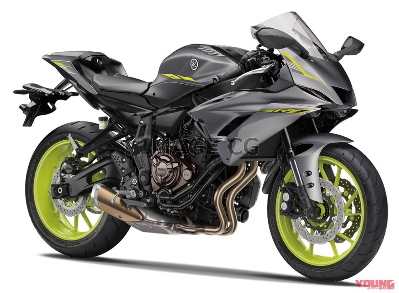 Может ли вообще появиться спортивный байк Yamaha R7 на базе MT-07