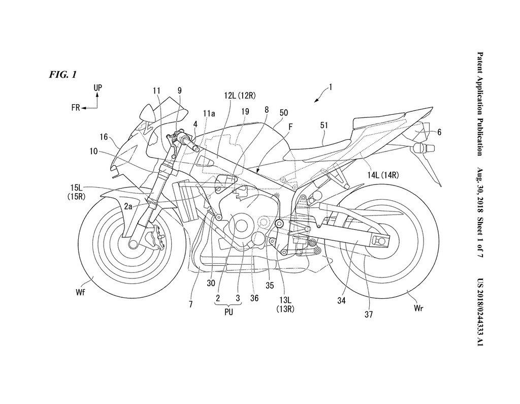 Honda plans carbon-reinforced frames | Visordown