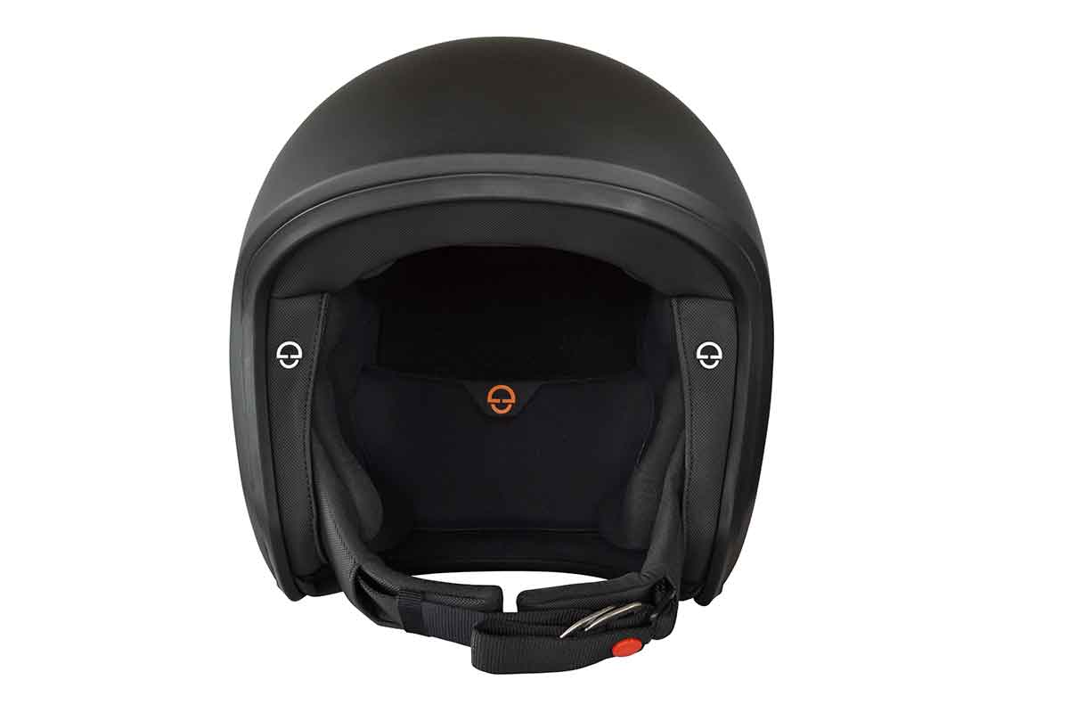 Schuberth reveal new classic open-face 01 lid