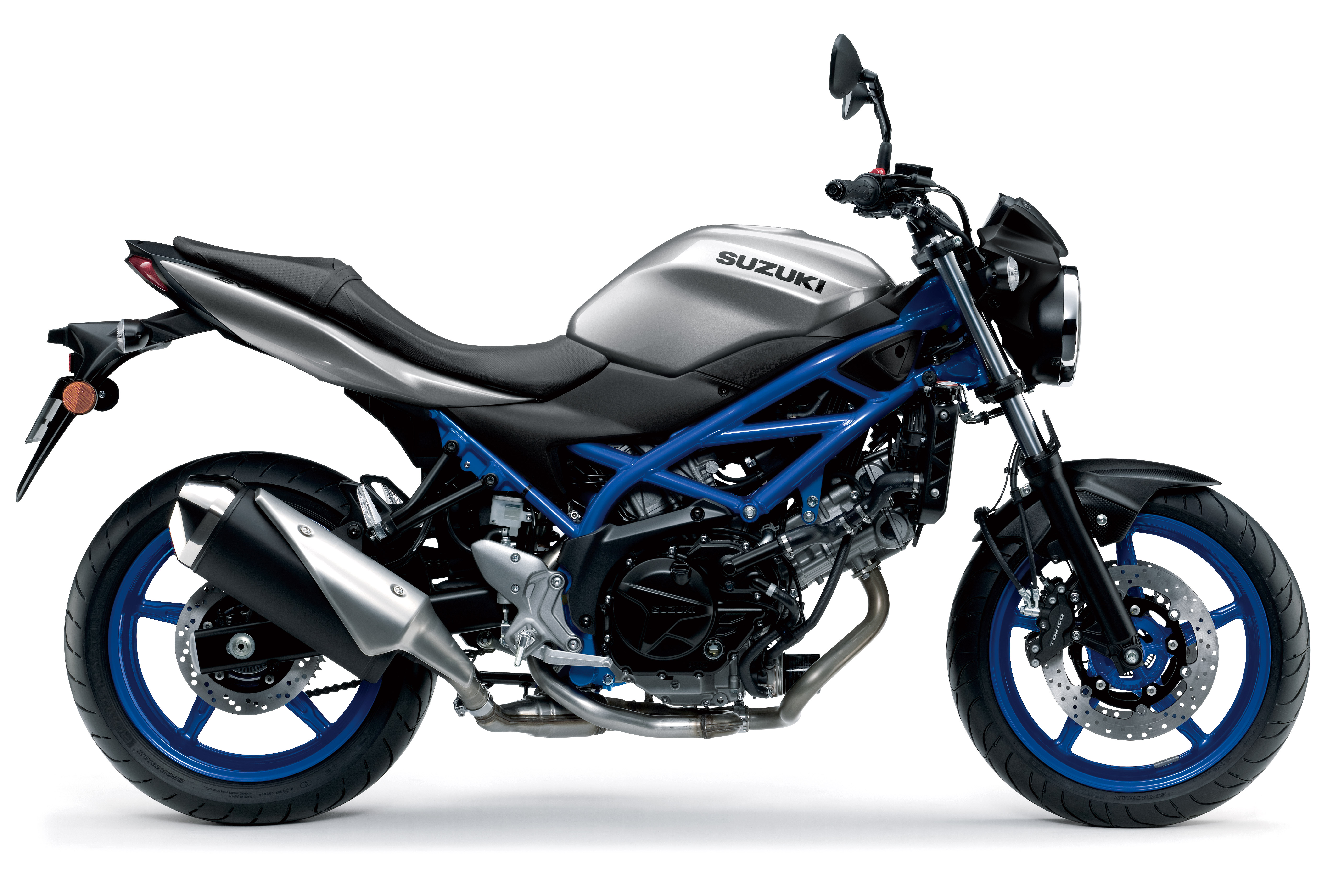 2017 Suzuki SV650 - First Ride Review