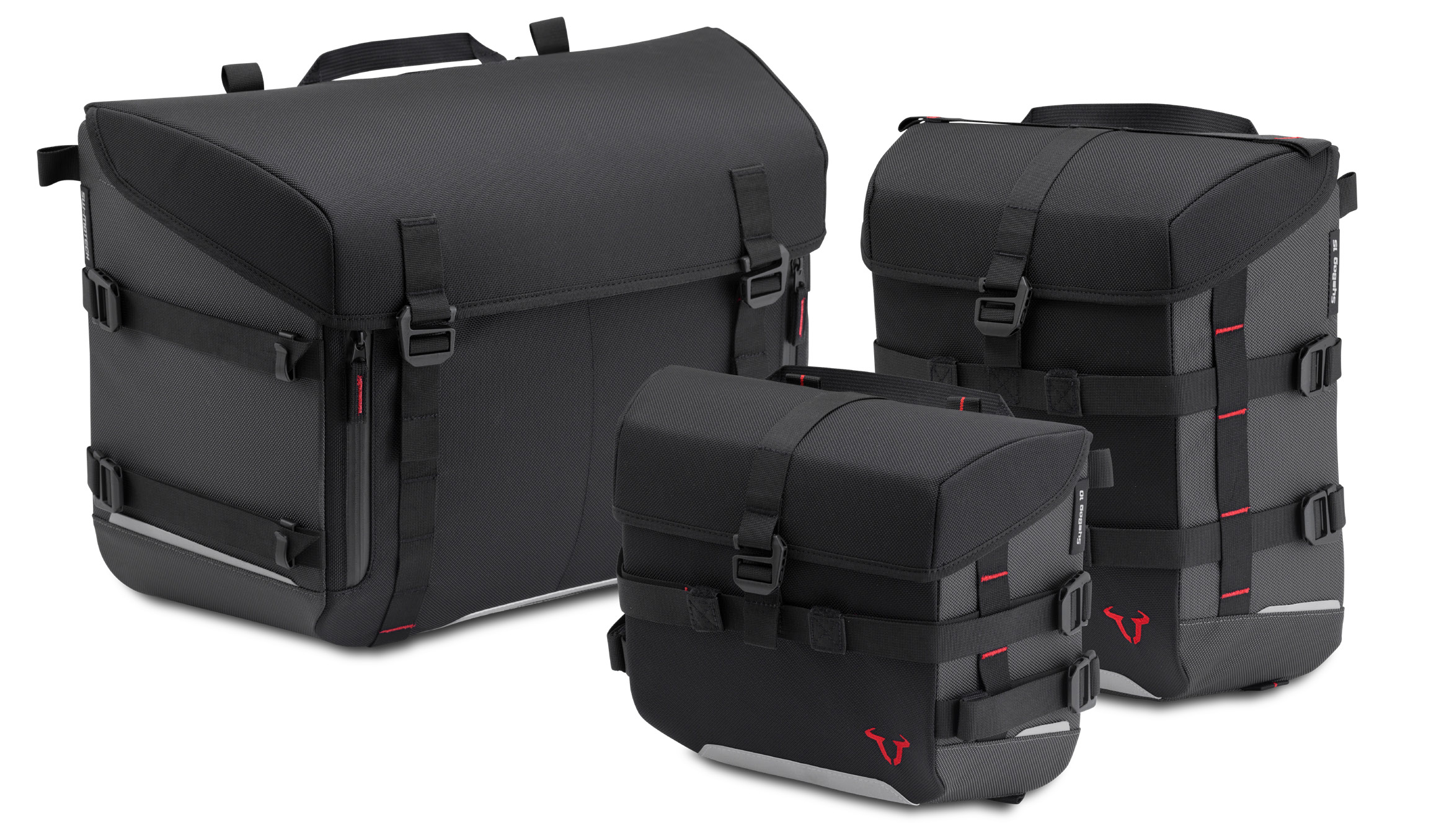 SW Motech re-engineer luggage with SysBag