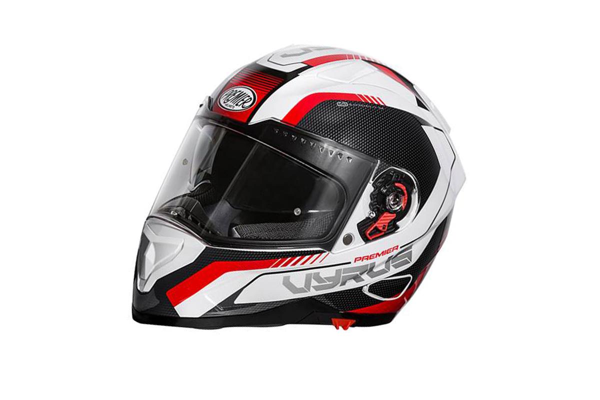 Premier introduces 'noiseless' helmet range