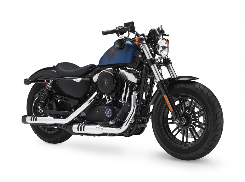 Harley-Davidson Forty Eight anniversary model