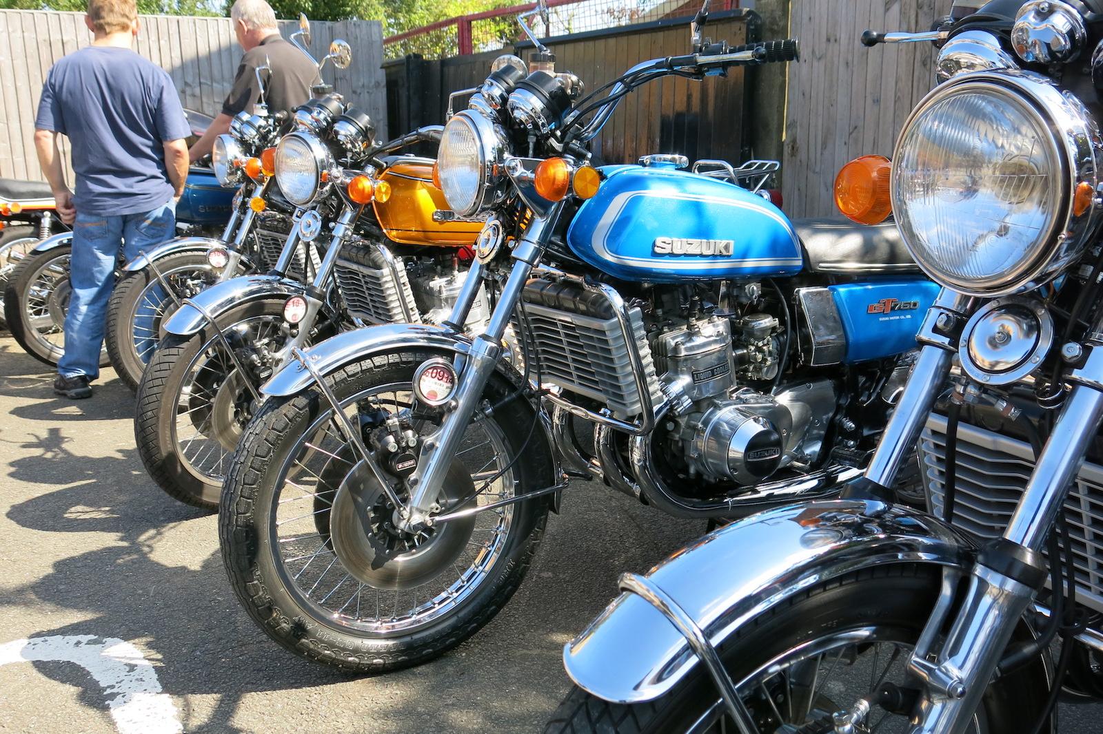 Suzuki Classic trackday