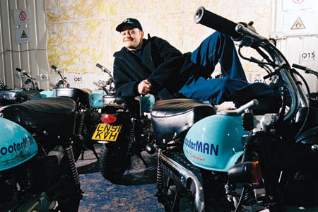 10 minutes with... Scooterman