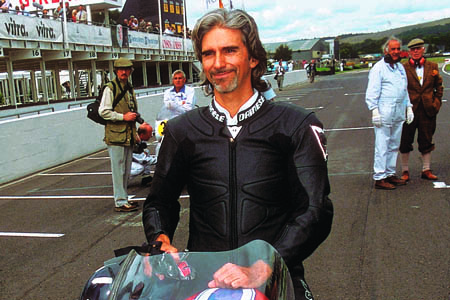 20 Questions... Damon Hill