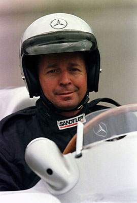 20 Questions: Martin Brundle