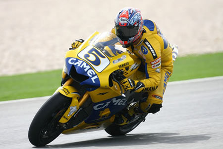 Colin Edwards - MotoGP - Building a bike for anyone