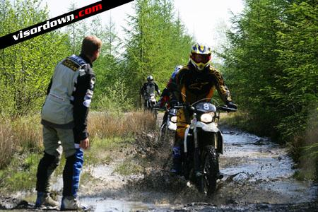 BMW Off Road School - limited spaces left