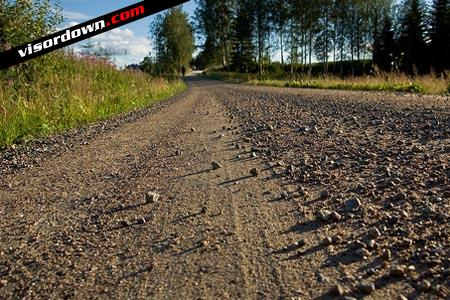 Learn to ride with Visordown: Road surface