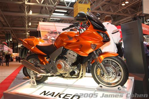 NEC International Motorcycle Show 2005